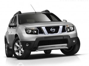 2014 Nissan Terrano India